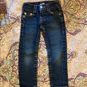 True Religion Jeans size 4